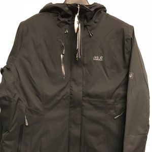 Jack Wolfskin troposphere women's Jacket NWT. XL
